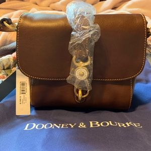 Dooney & Bourke Florentine Leather Crossbody Bag